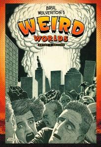 Basil Wolverton's Weird Worlds Artist's Edition cover