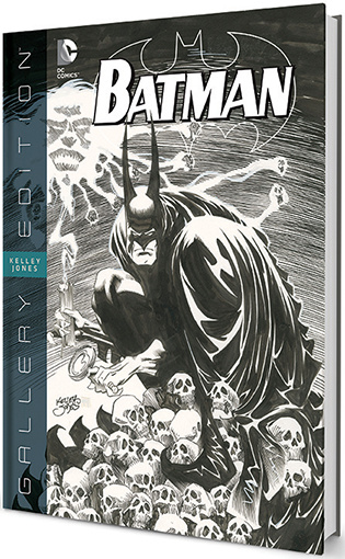 Review | Batman: Kelley Jones Gallery Edition
