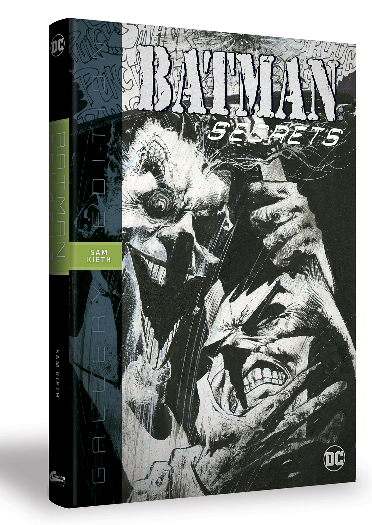 Review | Batman: Secrets – Sam Kieth Gallery Edition