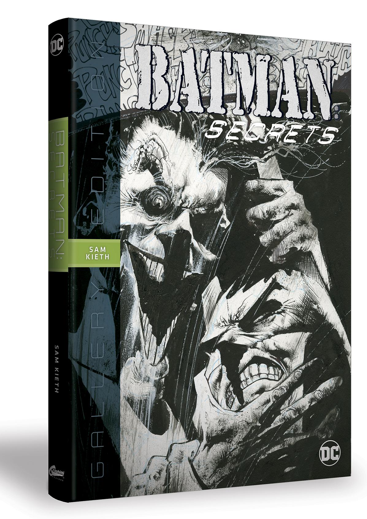 Review | Batman: Secrets – Sam Kieth Gallery Edition