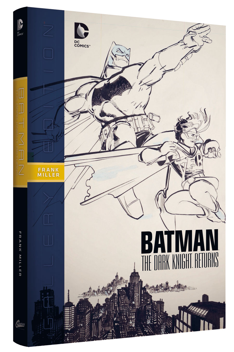Review | Batman: The Dark Knight Returns – Frank Miller Gallery Edition