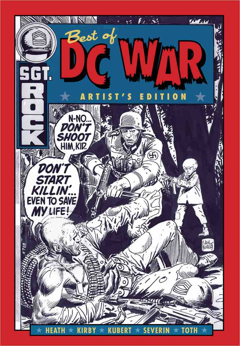 Review | Best of DC War Artist's Edition