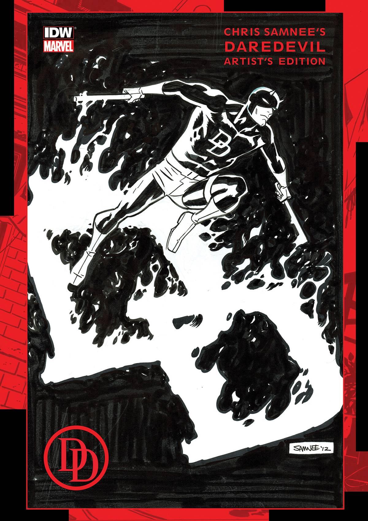 Review | Chris Samnee's Daredevil Artist's Edition