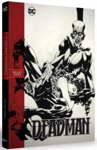 Deadman Kelley Jones Gallery Edition cover prelim
