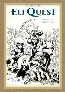 Elfquest Gallery Edition cover