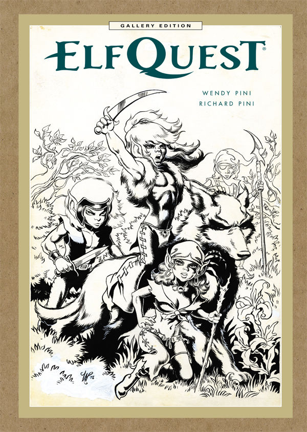 Review | Elfquest Gallery Edition