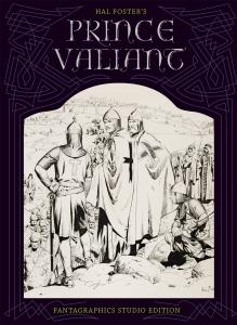 Fantagraphics Studio Edition: Hal Foster's Prince Valiant cover