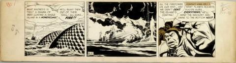 Flash Gordon daily 8-27-56 by Dan Barry.  Source.