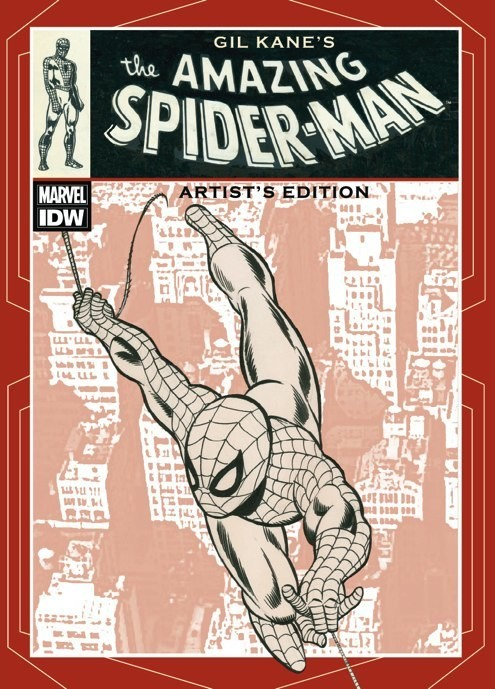 Review | Gil Kane's The Amazing Spider-Man Artist's Edition