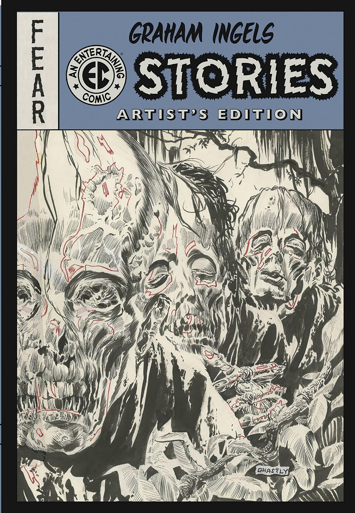 Review | Graham Ingels' EC Stories Artist's Edition