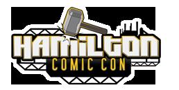Hamilton Comic Con logo