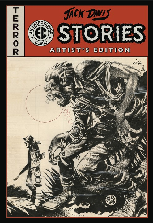 Review | Jack Davis' EC Stories Artist's Edition