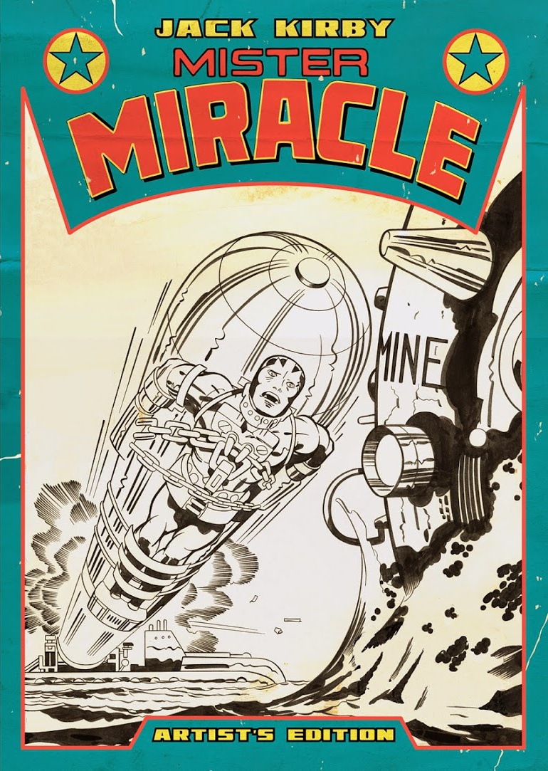 Review | Jack Kirby Mister Miracle Artist's Edition