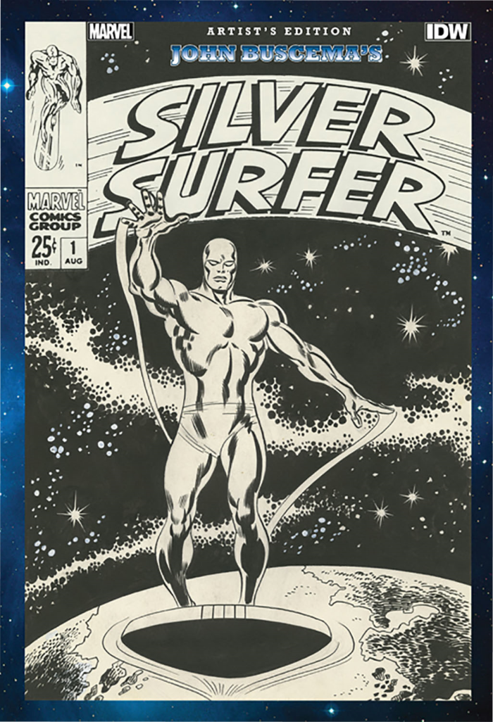 Review | John Buscema's Silver Surfer Artist's Edition