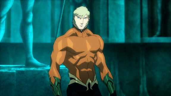 Justice League: Throne Of Atlantis Official Trailer