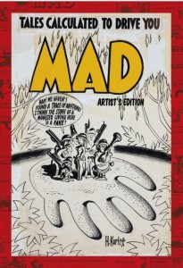 MAD Artist's Edition cover
