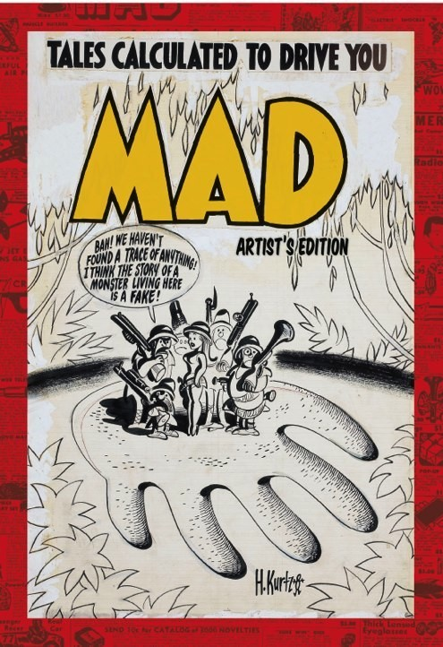 Review | MAD Artist's Edition