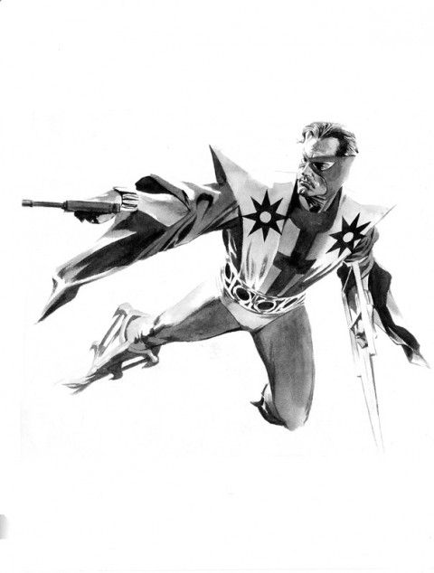 Manhunter by Alex Ross.  Source.