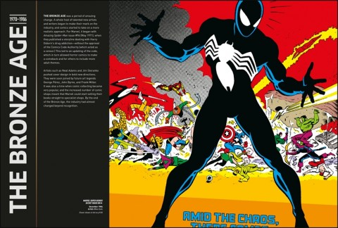 Marvel Comics 75 Years of Cover Art interior 2