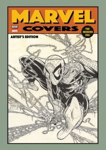 Marvel Covers: The Modern Era Artist's Edition cover