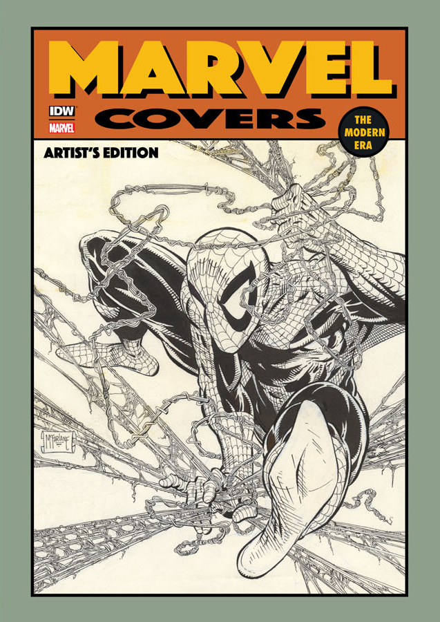 Review | Marvel Covers: The Modern Era Artist's Edition