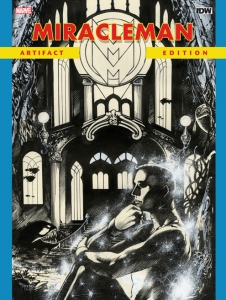 Miracleman Artifact Editon cover