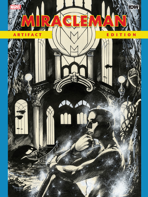 Review | Miracleman Artifact Edition