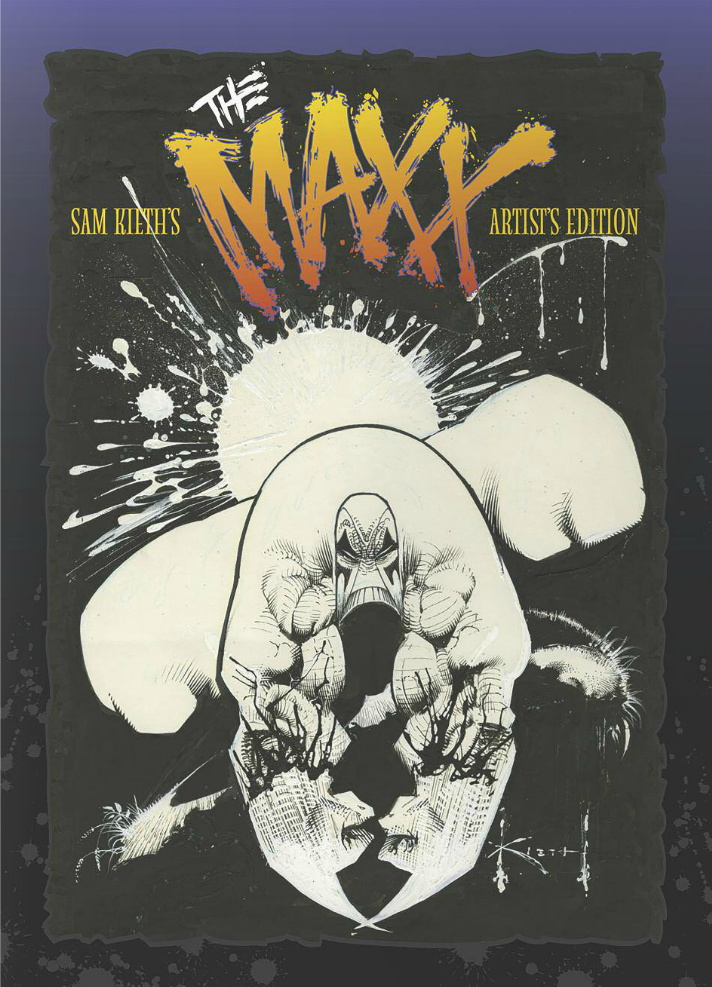 Review | Sam Kieth's The Maxx Artist's Edition