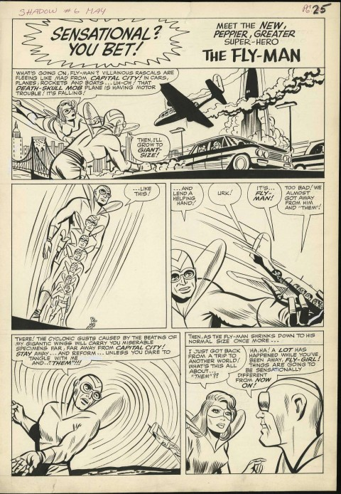 Shadow issue 6 page 25 by Paul Reinman.  Source.