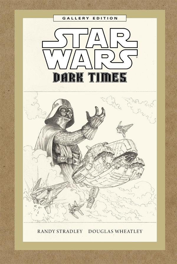 Review | Star Wars: Dark Times Gallery Edition