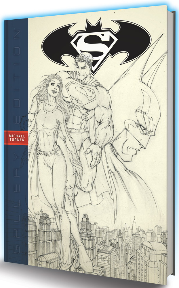 Review | Superman/Batman: Michael Turner Gallery Edition