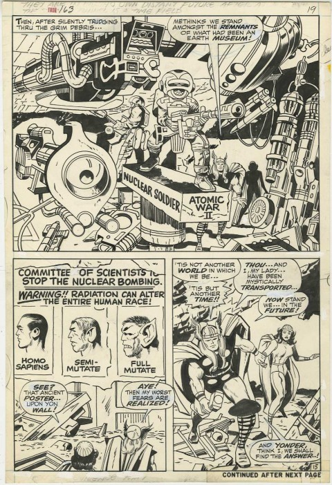 Thor issue 163 page 15 by Jack Kirby and Vince Colletta.  Source.