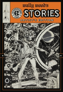 Wally Wood's EC Stories Artist's Edition cover
