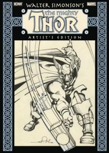 Walter Simonson's Thor Artist's Edition cover