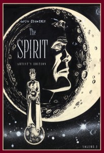 Will Eisner's The Spirit Artist's Edition Vol 2 cover