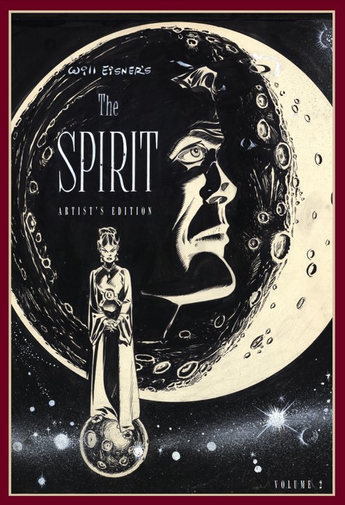 Review | Will Eisner's The Spirit Artist's Edition Volume 2