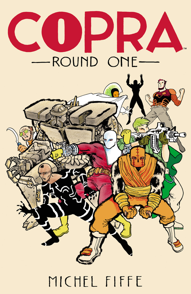 Copra: Homage Done Right