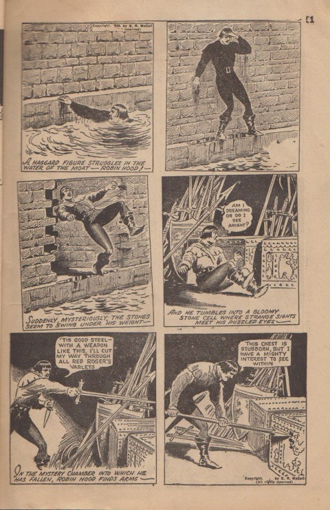 Robin Hood Comics Vol. 1 No. 5, p. 51