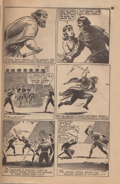 Robin Hood Comics Vol. 1 No. 5, p. 55