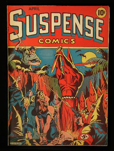 A restored Suspense 3 - can you tell what was done?