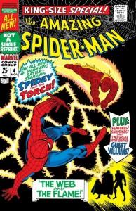 Amazing Spider-Man Annual 4