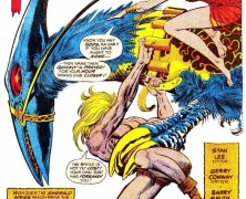 Barry Smith's Ka-Zar