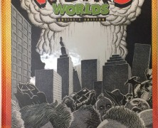 Review | Basil Wolverton's Weird Worlds Artist's Edition