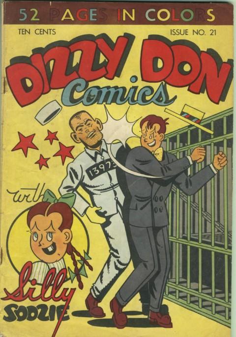Dizzy Don Comics 21