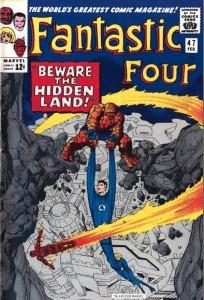 Fantastic Four 47