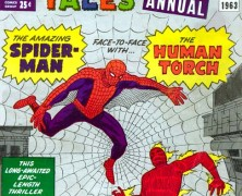 Marvel 1960s Annuals: Part Two, Spider-Man
