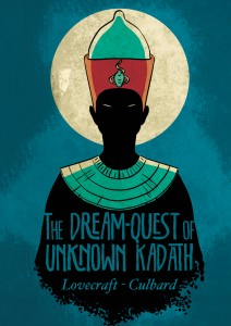 The Dream-Quest of Unknown Kadath cover