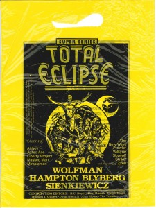 Total Eclipse promo bag 1988 front