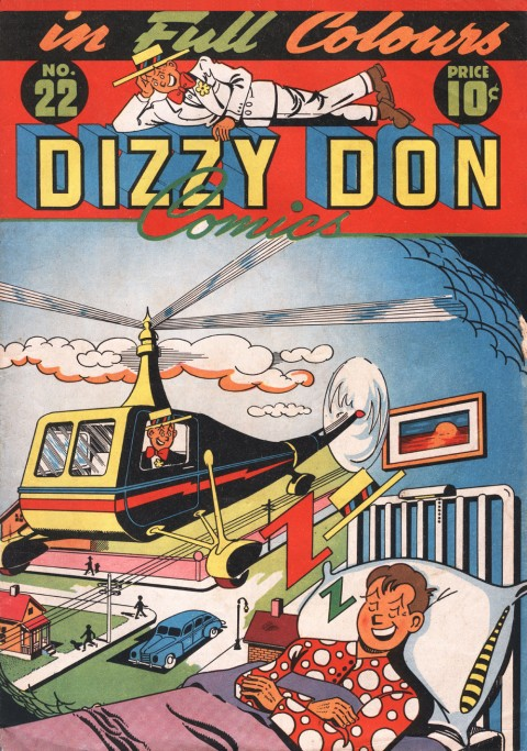 Dizzy Don Comics 22