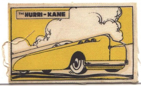Terry Kane's Hurri-Kane car glo-patch